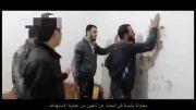 گریه تروریست بعد از شکست از ارتش سوریه