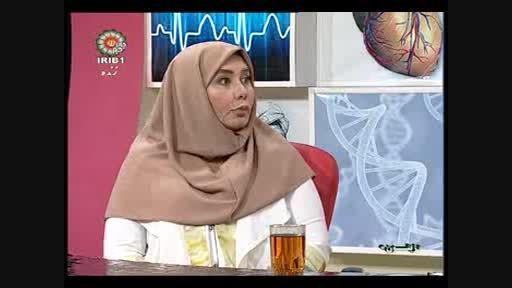 دکتر مهری مهراد در تلویزیون