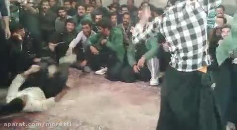 عجیب ترین و خنده دار ترین رقص دنیا در ایران