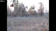 فرار دسته جمعی تروریستهای وهابی!