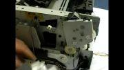 آموزش تعویض فیلم فیوزینگ HP laserjet 1160 1320 قسمت دوم از چهارم