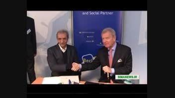 افزایش همکاری اقتصادی ایران و بلژیک