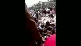 فیلمی ناگوار و دردناک از حادثه مرگبار «منا»