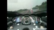 وحشتناک ترین تصادف موتورسوار !!