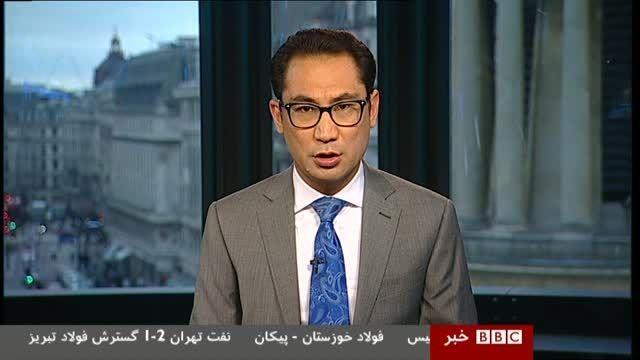 بی بی سی سخنان مقام معظم رهبری را رد کرد