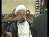 سخنرانی آیه الله مکارم در توهین و جسارت به رسول اسلام