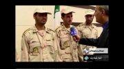 مرزبانان ربوده شده به ایران بازگشتند