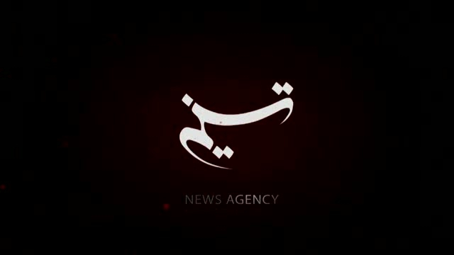 لحظه ورود توفان به تهران