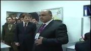 تشکر رئیس جمهور تاجیکستان از سرمایه گذاری بابک زنجانی