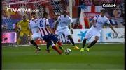 گل ها و خلاصه بازی اتلتیکو مادرید 4 - 0 سویا