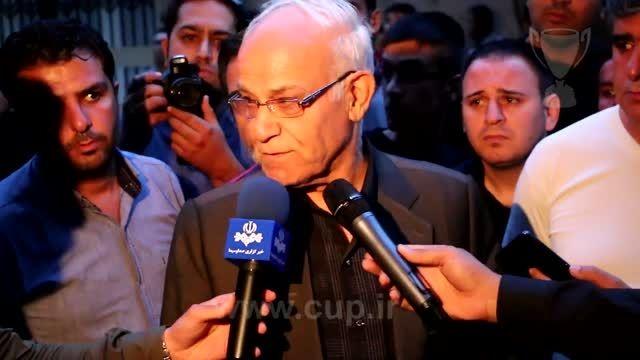 اظهارات جعفر کاشانی درباره درگذشت هادی نوروزی