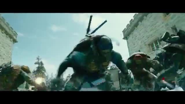 تریلر فیلم (TMNT 2014 (HD