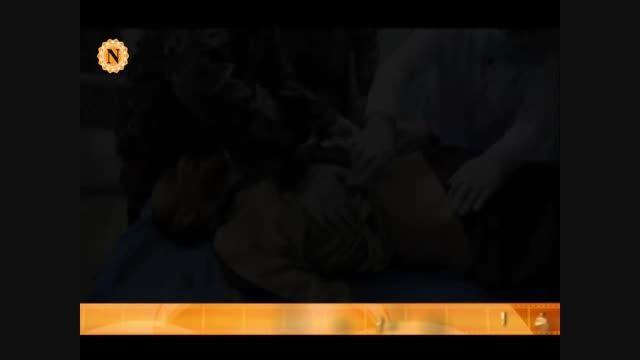 نمونه برداری از جسد دست راست به هلاکت رسیده «صدام»