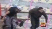 فیلم گرفتن یک کودک از کشته شدن یک سگلفی !