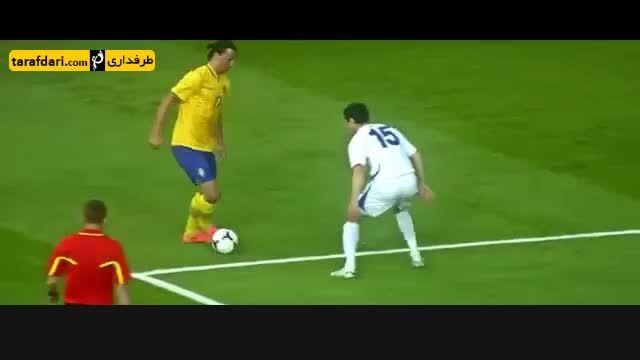 حرکات تکنیکی و نمایشی فوتبال در فصل 2014/15