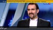 گفت و گوی سفیر ایران در روسیه
