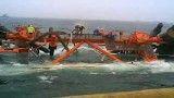 غرق مِنصَّة غاز المرحلة ال 13 فی اعماق الخلیج الفارسی++غرق شدن سكوی فاز 13 در اعماق خلیج فارس