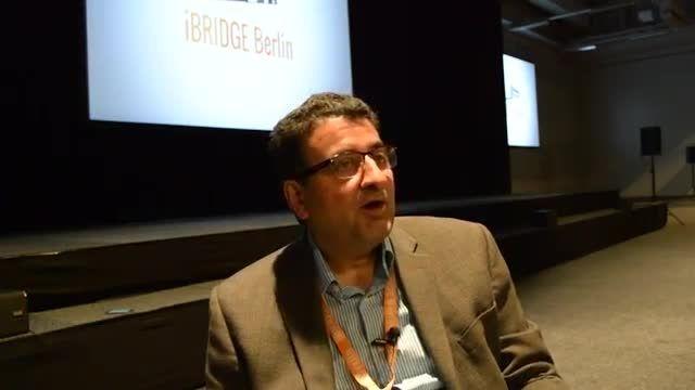 مصاحبه با دکتر زرکش،یکی از بنیان گذاران کنفرانس iBRIDGE