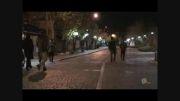 همراه با شهردار شب تهران
