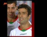 صحنه هایی از بازی زیبا فوتبال ساحلی ایران
