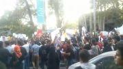 تجمع ضد داعش در تهران
