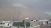 توفان عجیب در تهران ویدئو جدید کیفیت عالی