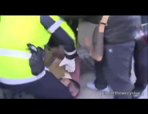 فیلم حمله به سفیر آمریکا در سئول