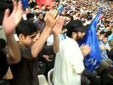 فریاد یا علی مدد جوانان انقلابی در ورزشگاه آزادی بازی النصر-استقلال21 اردیبهشت90