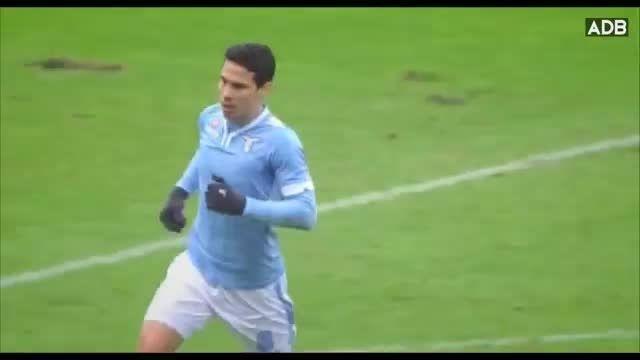 10 گل برتر هرنانس بازیکن سابق اینترو لاتزیو و بازیکن حا