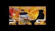 نگاه نکردن به خانم بازیگر ؛ علی ضیاء