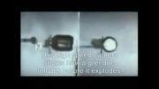 انفجار نارنجک - slow motion