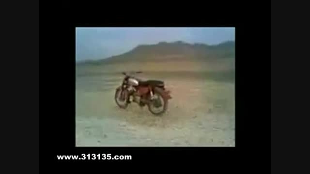 اولین موتور بدون سر نشین در ایران