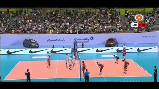 ایران 3 - چین 2 | قهرمانی آسیا ۲۰۱۵