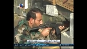 پیشروی ارتش سوریه در حومه حماه