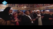 دیدار زائران کاروان صلح سوریه با آیت الله جوادی آملی