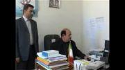 برگزاری مانور انتخاباتی چهارمین دوره شورای شهر و روستا در شهرستان كوثر