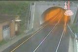 تصادف شدید با دهانه تونل
