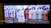 اشتباه عجیب امام جماعت اماراتی در نماز عید فطر