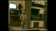 کات ترین بچه دنیا- پسر 4 ساله -فیتنس