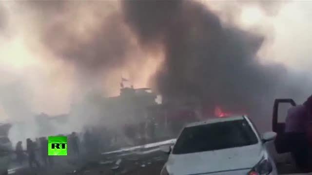7 نفر کشته 2 بچه در حادثه بمب گذاری در عراق