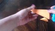 آموزش گام به گام ساخت جاشمعی کاغذی دکوری