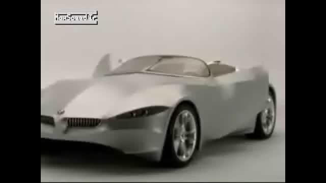BMW GINA ماشینی با قابلیت تغییر شکل