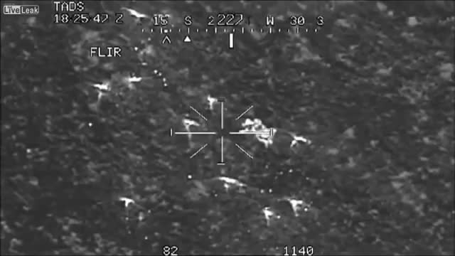 نابود شدن داعش در حمله پهباد