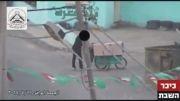ترفند حماس برای مخفی ماندن چگونگی پرتاپ راکت!!!!