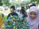 مراسم عروسی در مالزی