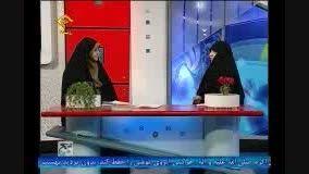 مصاحبه تلویزیونی با منصوره سرمدی | استاد و داور قرآن
