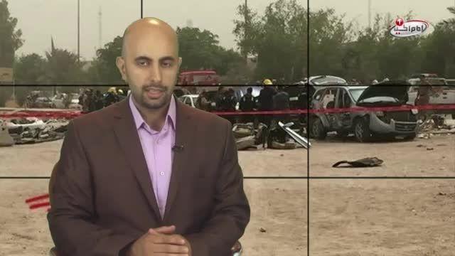 کشف ۷ خودروی بمب گذاری شده، در ورودی کربلا