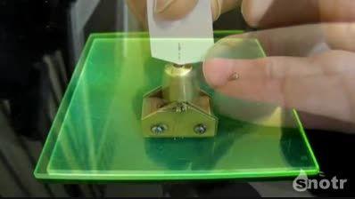 ساخت کوچکترین توپ جهان در خانه و شلیک با آن