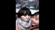 رابطه ی لی مین هو و جاندی(در واقعیت)