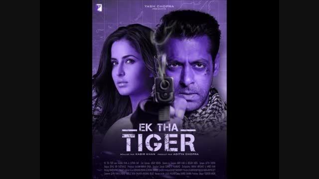 آهنگ دوم از فیلم زیبای Ek Tha Tiger